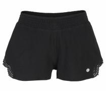 Shorts 'smock Festival Shorts' schwarz