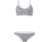 Bikini 'denia Koppa' schwarz / weiß