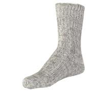 Fashion HSH Socken hellgrau