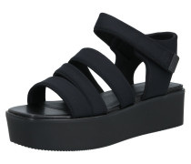 Sandale 'Bonnie' schwarz