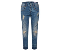 Jeans 'Shyra Cropped Comfort +'