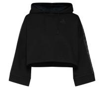 Sweatshirt 'allas' schwarz