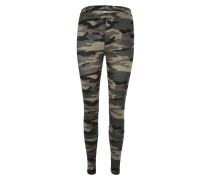 Camouflage-Leggings
