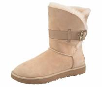 Winterboots 'Jaylyn' beige / hellbraun