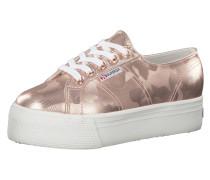 Sneaker Low gold / rosé