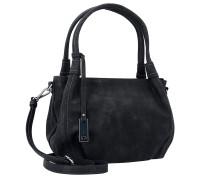 'Jane' Handtasche 28 cm schwarz