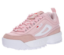 Sneaker 'Disruptor Mesh' rosé / weiß