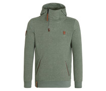 Male Hoody Tessarect grün