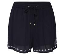 Shorts 'ariel' schwarz