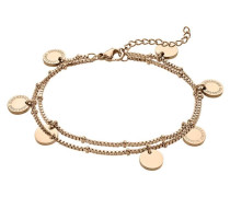 Armband 'lj-0395-B-20' rosegold