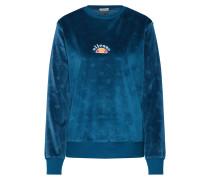 Sweatshirt 'basilo' blau