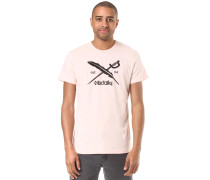 T-Shirt 'Daily Flag' puder