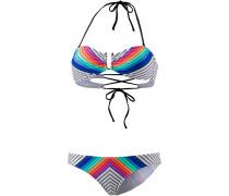 'Surf Club Bandeau' Bikini