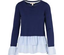 Pullover blau / hellblau