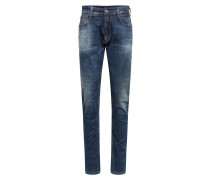 Jeans 'rob' blue denim