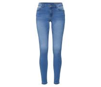 Jeans 'seven Shape' blue denim