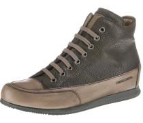 Sneakers khaki / grasgrün