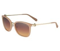 Sonnenbrille 'lugano' braun