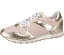 Sneaker 'Verona W Greek' gold / altrosa
