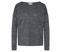 Pullover 'Asiane' dunkelgrau / graumeliert