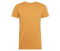 T-Shirt 'high Roll' senf