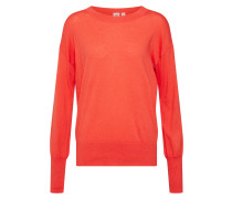 Pullover 'easy LS Crew' rot