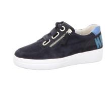 Sneaker enzian / hellblau