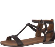 Sommer Sandale mokka