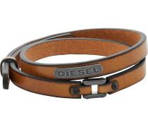 Armband 'dx0984040' braun
