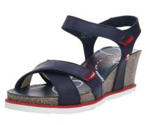 Sandale 'Vieri' navy