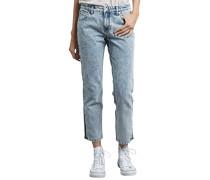 1991 Straight Ankle Jeans hellblau