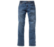 5-Pocket-Jeans 'Texas Stretch' blue denim