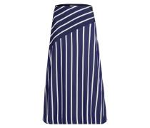 Skirt navy / weiß