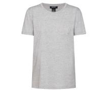 Shirt 'pearl Logo' grau
