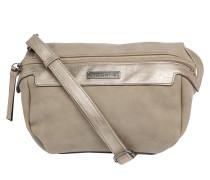 Crossbody Bag mit metallisch glänzenden Details 'ava'