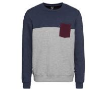 Sweatshirt 'Block Pocket Crew'