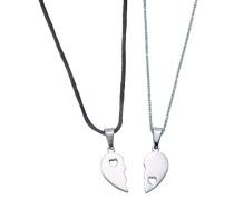 Schmuckset (2 Halsketten mit Anhänger)