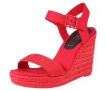 Sandalen 'colorful Tommy Wedge Sandal'