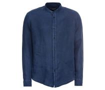 Hemd 'tarok' blau