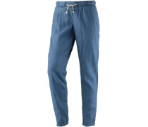 'rhytm' Hose blue denim
