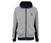 Sport-Sweatshirt 'hmlMAESTRO ZIP Hoodie'