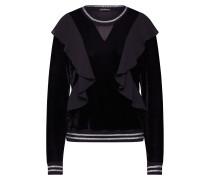 Sweatshirt 'rie' schwarz
