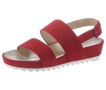 Sandale 'Aloisa' rot