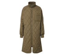 Mantel 'EktraIW Quilted Coat' tanne