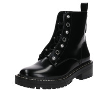 Stiefelette 'bold Lace UP Patent Bootie'