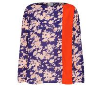 Bluse 'h026S' blau / rosa