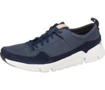 Schnürschuhe 'TriActive Run' blau