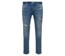 ONSLoom Light Blue Slim Fit Jeans blau