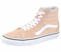 Sneaker 'Sk8-Hi' beige / weiß