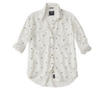 Bluse 'SH Boyfriend Plaid Shirt'